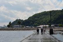 Nagabeta Undersea Road, Uto, Japan