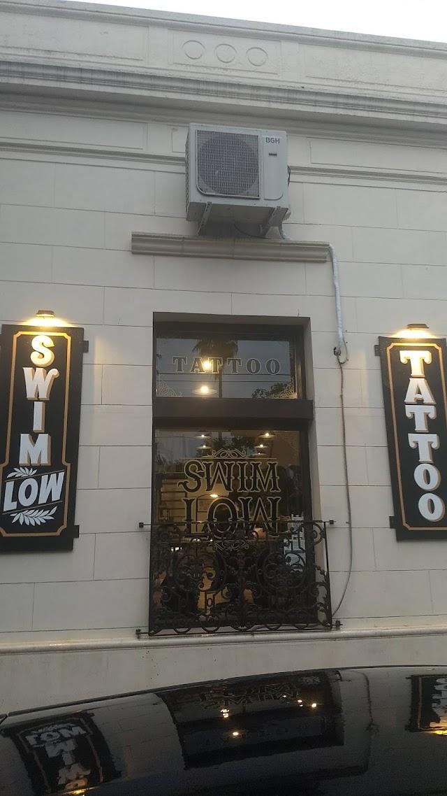 SWIM LOW TATTOO