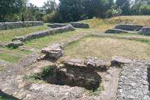 Richborough Roman Fort and Amphitheatre, Sandwich, United Kingdom