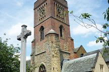 The Parish Church of St Mary the Virgin, Petworth, United Kingdom