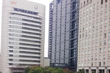 Osaka Business Park, Osaka, Japan
