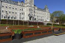 Parliament Building (Hotel du Parlement), Quebec City, Canada