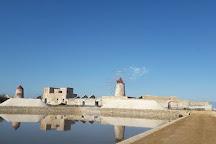 Salina Calcara, Nubia, Italy
