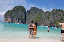 Maya Bay, Ko Phi Phi Don, Thailand