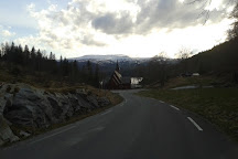 Nostvik Kirke, Hommelsto, Norway