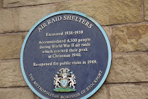 Stockport Air Raid Shelters, Stockport, United Kingdom