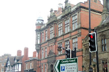 The Grosvenor Museum in Chester, Chester, United Kingdom