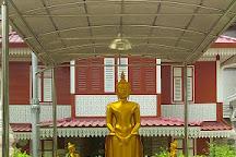 Wat Suan Phlu, Bangkok, Thailand