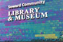 Seward Community Library & Museum, Seward, United States