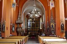 Konkatedra Sw. Jadwigi, Zielona Gora, Poland