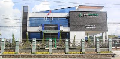 Bpjs Kesehatan Cabang Padangsidimpuan Sumatera Utara 62 634 21132