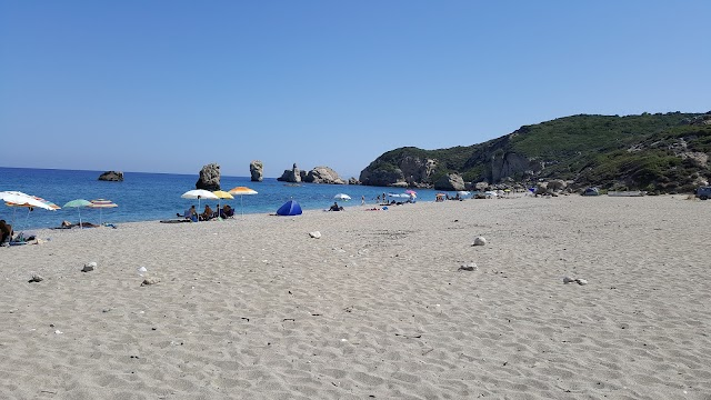 Pantazi Ammos beach