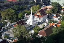 Wat Pathum Wanaram, Bangkok, Thailand