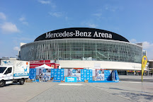 Mercedes-Benz Arena Berlin, Berlin, Germany