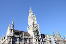 New Town Hall (Neus Rathaus), Munich, Germany