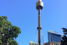 Sydney Tower Eye and Skywalk, Sydney, Australia