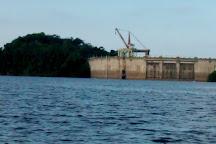 Represa de Ribeirao das Lajes, Pirai, Brazil