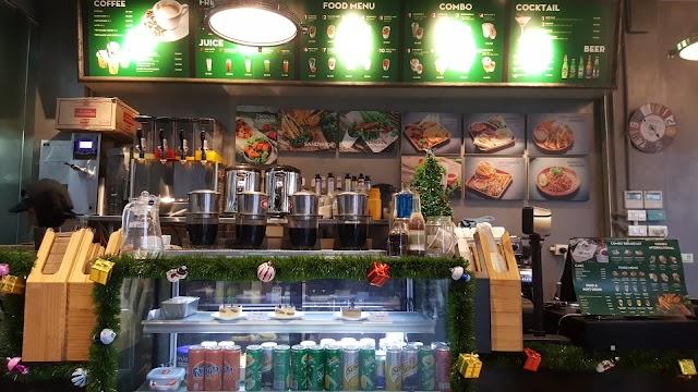 Conifer Coffee & Fastfood