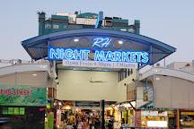 Night Markets, Cairns, Australia