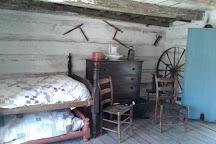 Lincoln Log Cabin, Lerna, United States