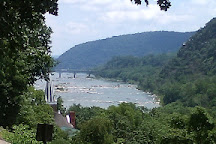 Jefferson Rock, Harpers Ferry, United States