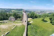 Chateau de Bressieux, Bressieux, France
