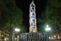 Monumento a los Castellers, Tarragona, Spain