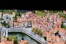 Le Pont Vieux , Sospel, France