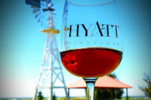 Hyatt Vineyards, Yakima, United States