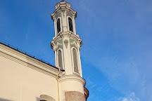 Holy Trinity Church and Basilian Gate, Vilnius, Lithuania