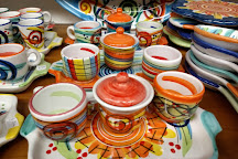Sol'Art Ceramiche, Vietri sul Mare, Italy
