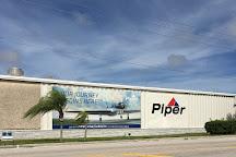 Piper Aircraft Factory Tour, Vero Beach, United States