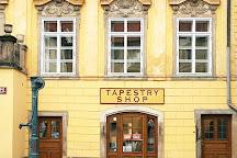 Tapestry Shop, Prague, Czech Republic