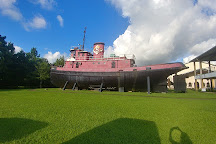Clifton Steamboat Museum, Beaumont, United States