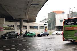 Автобусная станция   Vienna International Busterminal