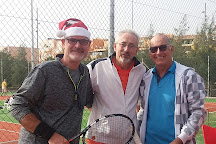 Play Tennis In The Sun, Arona, Spain