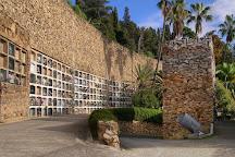Cementiri de Montjuïc, Barcelona, Spain