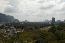 Wat Tham Ta Pan Temple, Phang Nga, Thailand