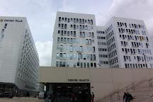 Theatre Joliette, Marseille, France
