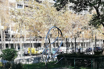 Square Henri Cadiou, Paris, France