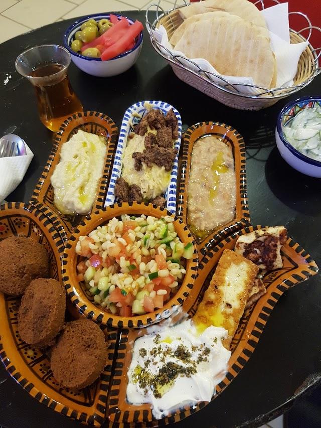 Falafel Grill Bar