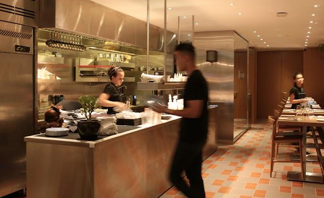 The Kitchen at Bacchanalia