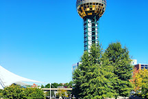 Sunsphere Tower, Knoxville, United States