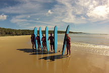 Lazy Lizard Surf School, Agnes Water, Australia