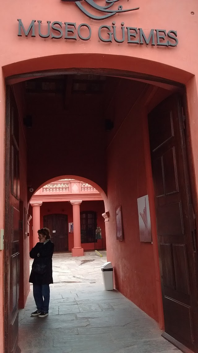 Museum Güemes Salta Argentina
