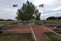 Little Chicago - Royalties Monument, Longview, Canada