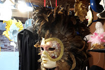 Peterpan Masks, Venice, Italy