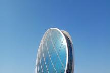 Aldar HQ Building, Abu Dhabi, United Arab Emirates