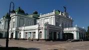 Маяковский, Коммунистическая улица на фото Омска