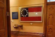 Louisiana's Old State Capitol, Baton Rouge, United States